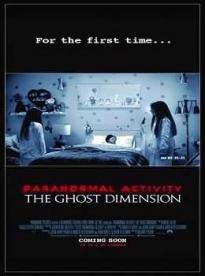 Poster Paranormal Activity: The Ghost Dimension