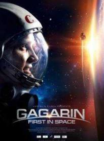 Poster Gagarin: First in Space