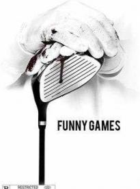 Poster Funny Games USA