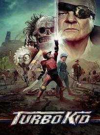 Poster Turbo Kid